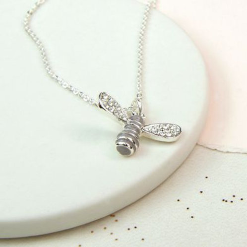 DN19009 Bee Necklace