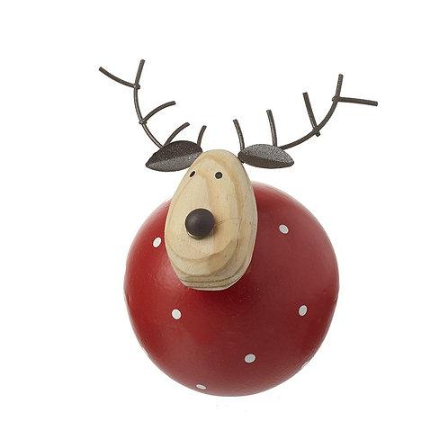 Red Spotty Reindeer