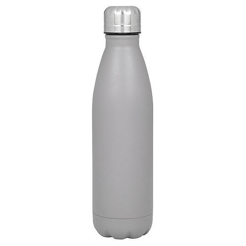 Grey Thermal Bottle