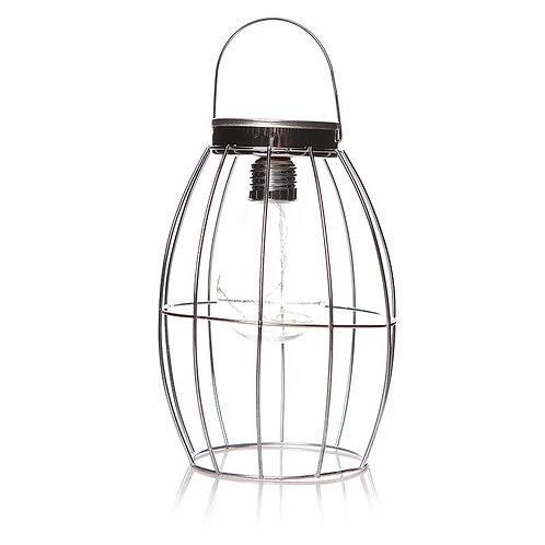 Silver Wire Lantern