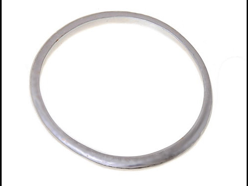 B10032 Silver Plated Bangle