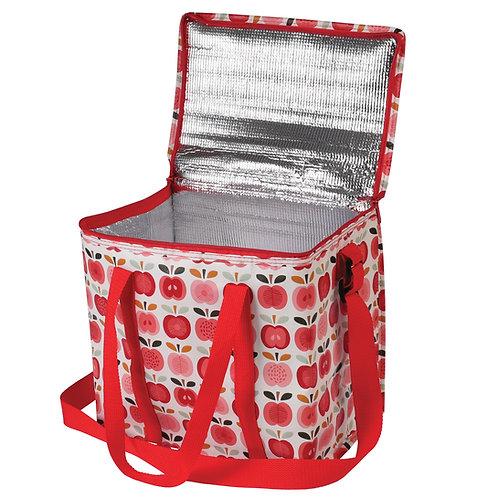 Red Apple Picnic Bag