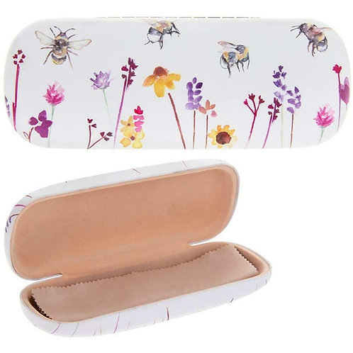 Busy Bees Glasses Case