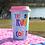 Thumbnail: Travel Mug - This Girl Runs on Coffee