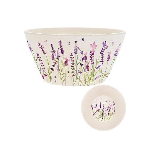 Lavender Bamboo Bowls