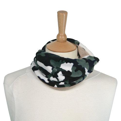 Kids' Neckwarmer - Camouflage