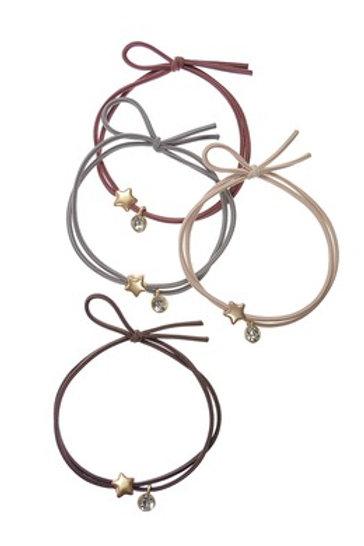 Star and Crystal Bracelet Band