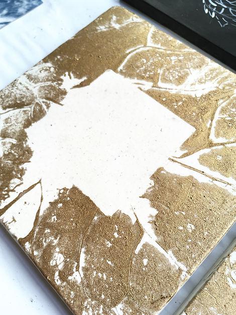 ECHANTILLONS_MURAL_ART_GOLD_MUR VEGETAL.
