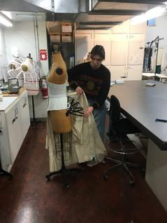 Construction de costumes d'époque // Period Costume Build