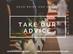 Top 10 Wedding Planning Tips | Our Expert DJ Advice