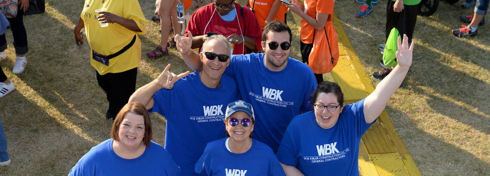 American Heart Walk - WBK Company Photo.