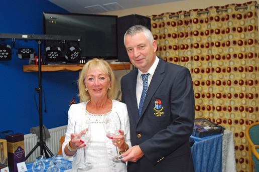050' Club: Yvonne Mc Garry