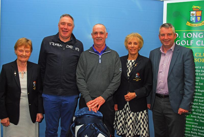Richie Moloney winner of PD Golf Open Week
