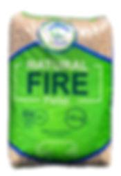 natural fire by 001 pellet certificato enplus a1