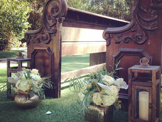 Outside Ceremony to LOVE!