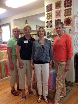 Lucy Boston Trunk Show