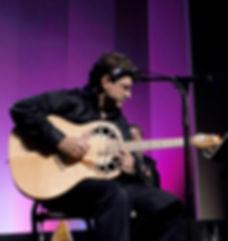 Stelios Karaminas, Lead Vocalist / Guitar