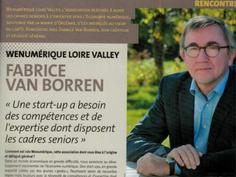 Wenumérique au Lab'O d'Orléans : Une association au service des start-up !