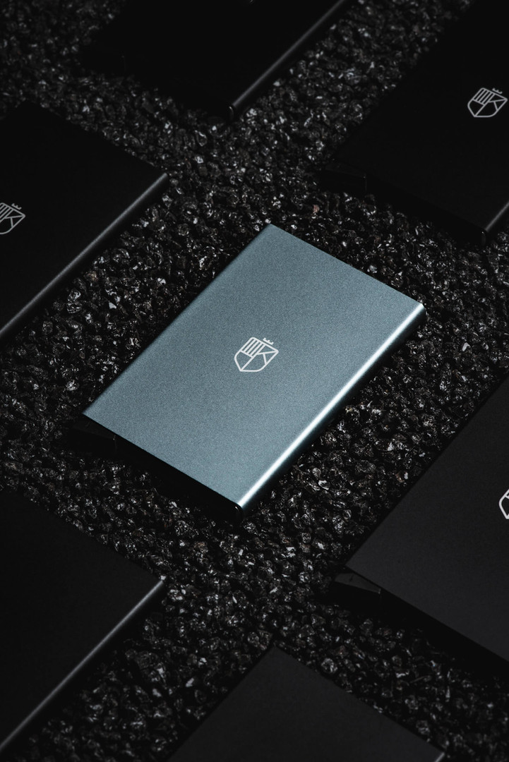 Kingdom - Steel Grey