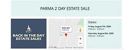 Parma 2 Day Sale