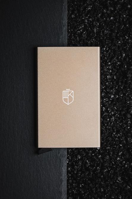Kingdom - Champagne Gold