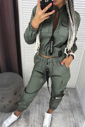 Parachute 2pc Jogger Set