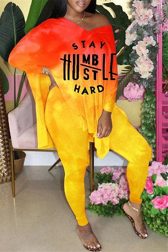 Stay Humble Hustle Hard Loungewear