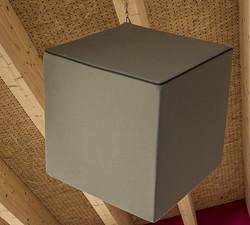 Cube Acoustique suspendu
