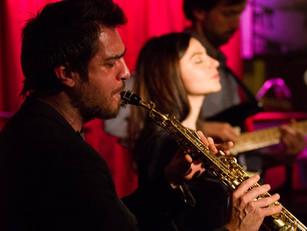 Clara Sallago Quintet en Campari Milano