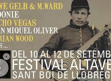 El Festival Altaveu presenta su video promocional con el tema I Ain't Buying de Ella Speed