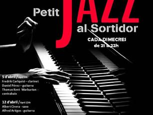 26/04 Clara Sallago Trio a El Sortidor