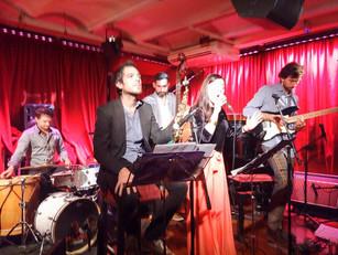 13/01 Clara Sallago Quintet en Campari Milano