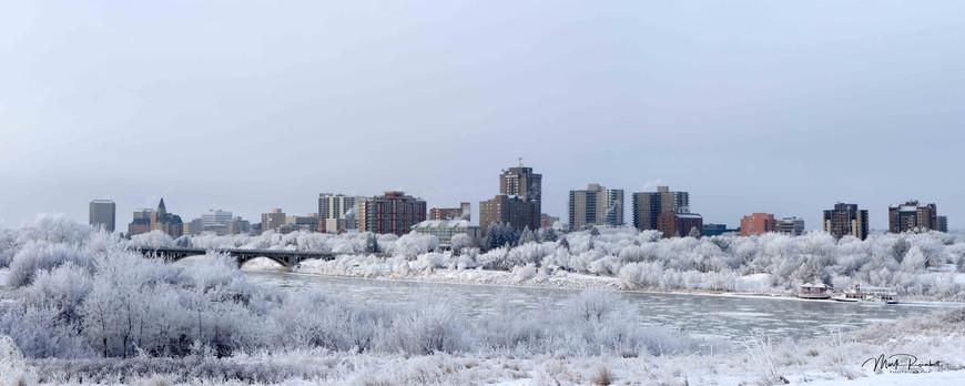 Saskatoon Skyline 2018