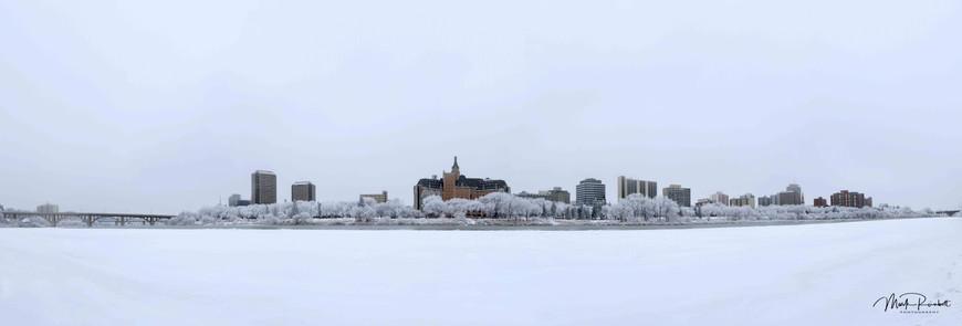 Saskatoon Skyline 1