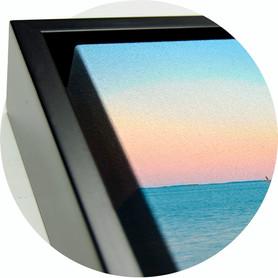 Museum Float Frame