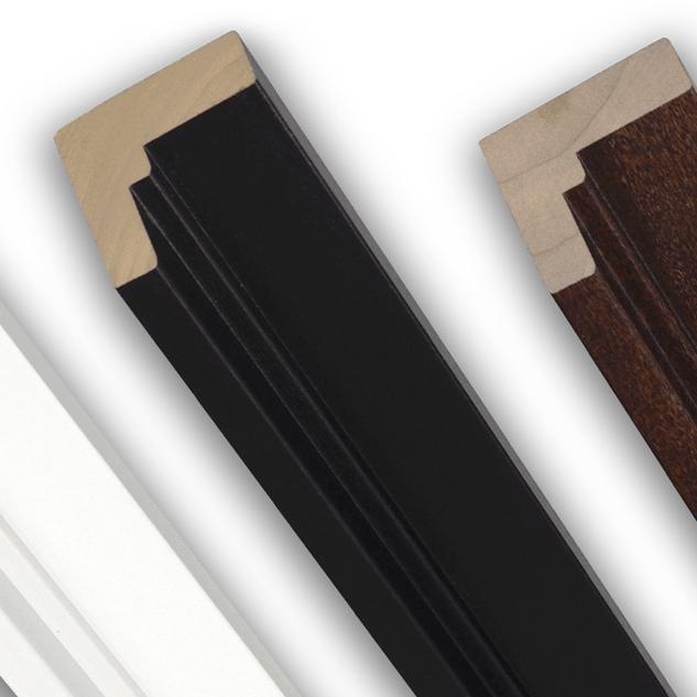 Wood Floating Frames