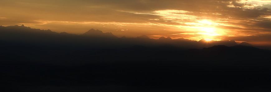 Himalayan Morning
