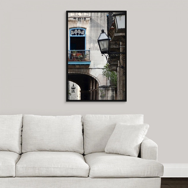 The Window (Finished in Frame)