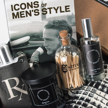 For the stylish man in your life: The Abbot Kinney Box