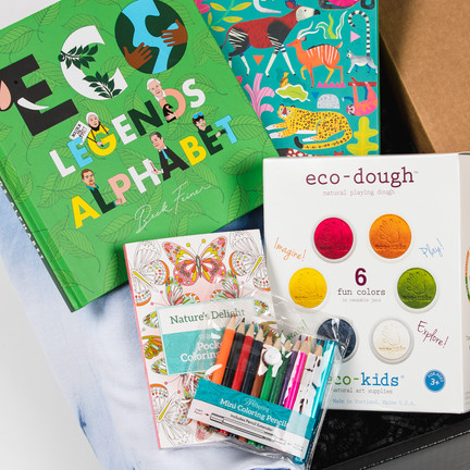 For the littles in your life: The Mini Activity Box