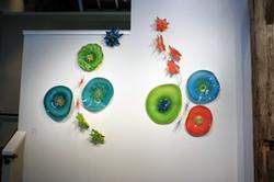 Details of Atrium Gallery