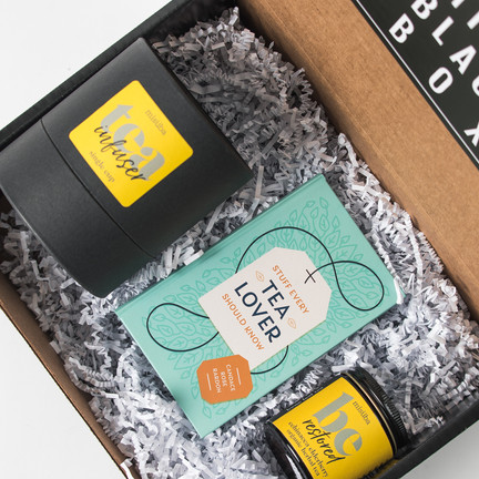For your friend who loves tea: The Tea Lovers Box