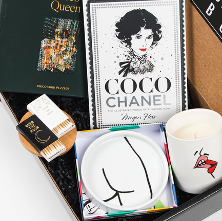 For the fan of the French: The Parisian Box