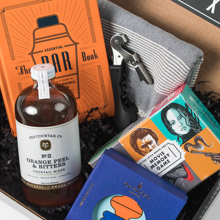 For your friend who could use a drink: The Happy Hour Box