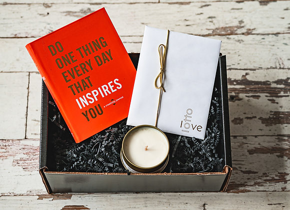 The NEW Who Inspires You Box