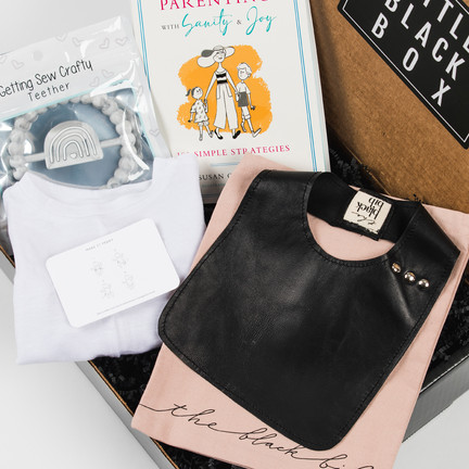 For the soon-to-be-mom or dad: The Perfect Baby Shower Box