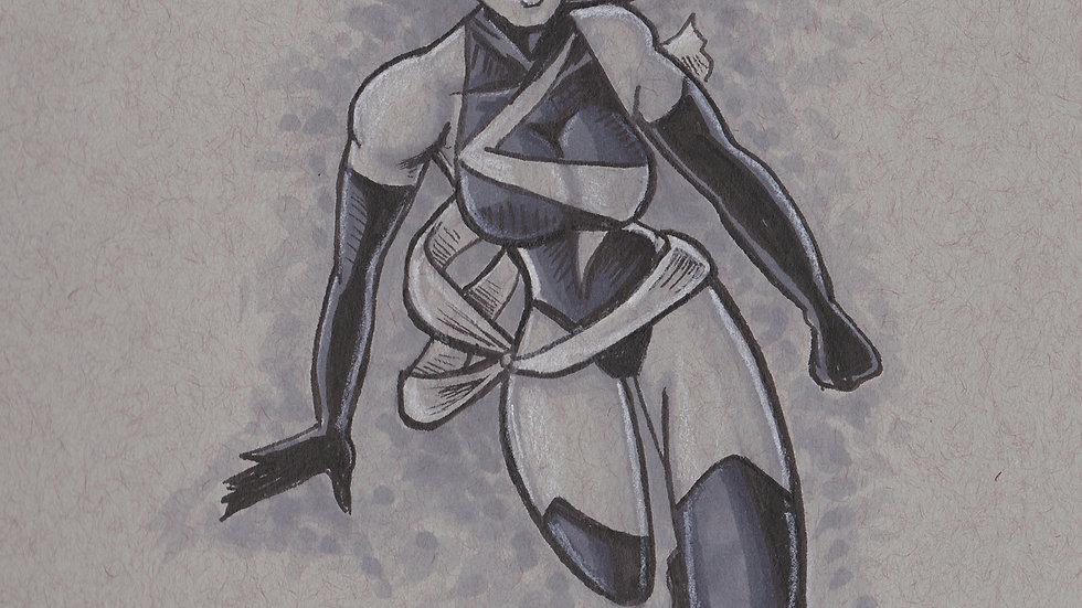 Ms. Marvelous