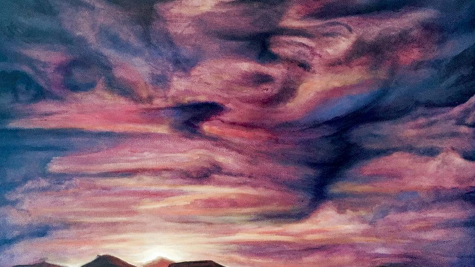 Postcard: The Sky Above