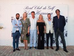 GILMAR acude a la XLIV cena de gala Gran Premio Vistahermosa
