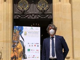 Concurso de doma clásica internacional de la Real Escuela Andaluza del Arte Ecuestre